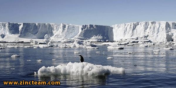 تمام یخهای قطب جنوب ذوب میشود