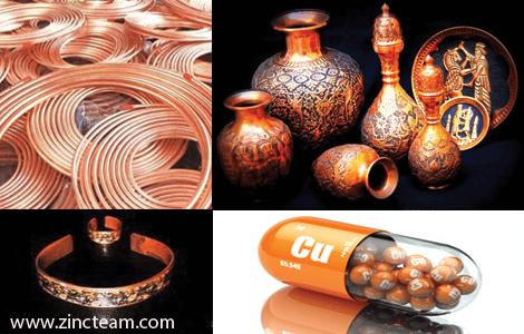 فلز مس چیست؟ | انواع فلز مس | کاربرد مس | خواص مس