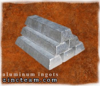 شمش آلومینیوم | خرید شمش آلومینیوم | فروش شمش آلومینیوم | قیمت شمش آلومینیوم | زینک تیم